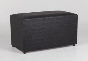 black-ottoman